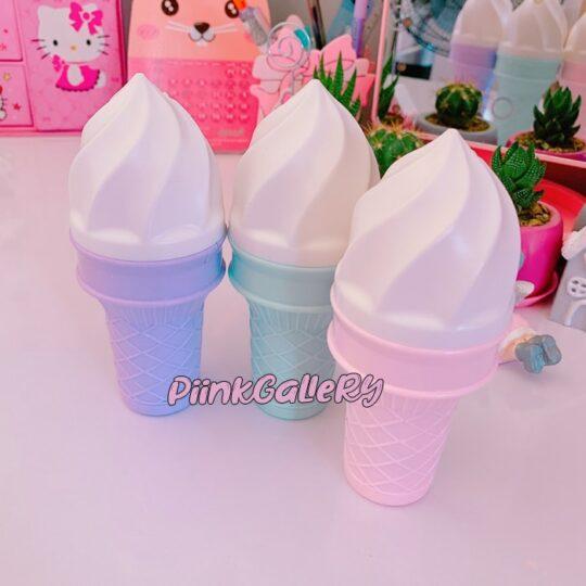 مینی فن طرح بستنی